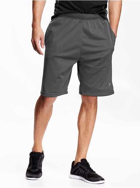 e6f361823 Go-Dry Mesh Shorts for Men - 10 inch inseam