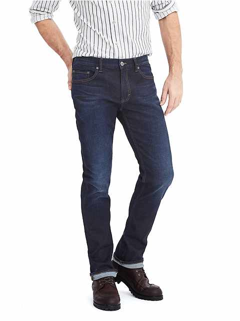 Banana Republic Rapid Movement Men's Slim Fit Jeans (indigo)