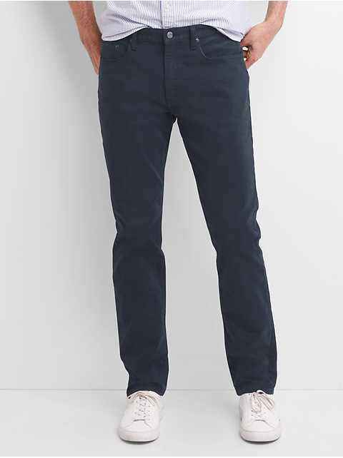 Color Jeans in Slim Fit with GapFlex 107c61f9742d