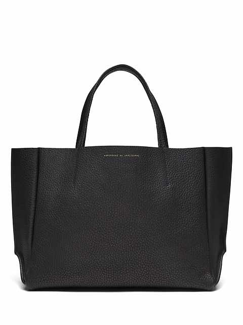 Ampersand as Apostrophe   124 Buffalo Large Sideways Tote 36427b997389a