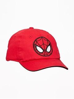 bf4f046db174a Marvel Comics  153 Spiderman Baseball Cap For Toddler Boys