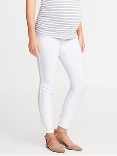 latest details for top-rated real Maternity Jeans | Old Navy