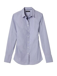 28e5ee841f093 Riley Tailored-Fit Solid Shirt