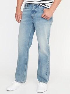 661828aa8b Loose Rigid Jeans for Men
