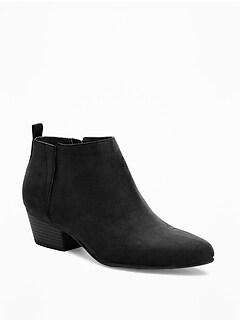 Women  Booties   Boots Shoes  16d6ec103