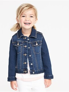 0d9244beb Toddler Girl Jackets, Coats & Outerwear | Old Navy