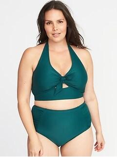 01b64b70a1a Women s Plus-Size Swimwear   Bikinis