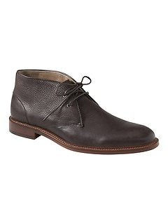 fcb4ab57cb3 Norman Leather Chukka Boot
