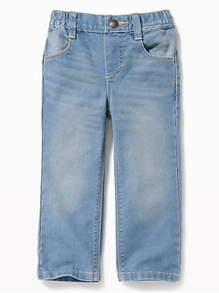 384f1614e Pull-On Straight Jeans for Toddler Boys