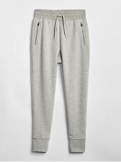 ce1ab420 Joggers & Sweatpants for Boys | Gap