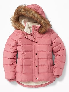 Girls Jackets Coats Outerwear Old Navy