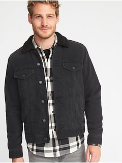 Tall Men S Jackets Coats Outerwear Old Navy