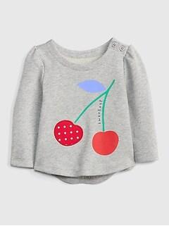 93a0f589f2 Cherry Crewneck Sweatshirt