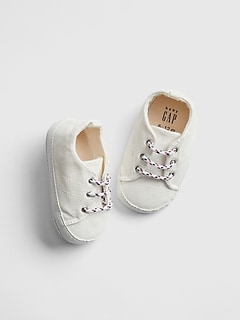 572fe7d08f9ae Baby Canvas Sneakers