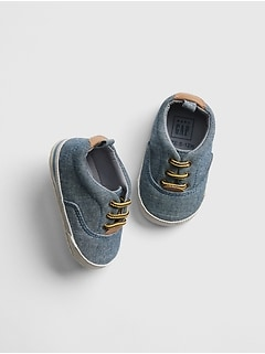 cdd4f479d Baby Chambray Sneakers
