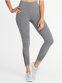 ff7c99a743c36 High-Rise Seamless 7 8-Length Performance Leggings for Women