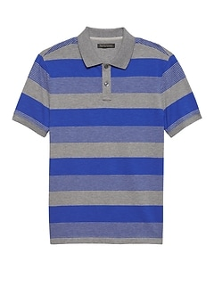 aeec71d3c Luxury-Touch Performance Golf Polo