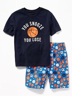 9d68d0d55 Boys' Pajamas & Sleepwear   Old Navy
