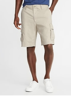 96918e4222 Lived-In Built-In Flex Cargo Shorts for Men - 10-inch inseam