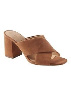 950560b28649 Criss-Cross Mule Sandal