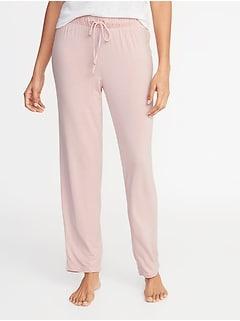 d1fa58fd5f Soft Jersey Lounge Pants for Women