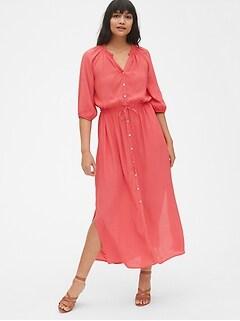 83f54b9f176 Perfect Maxi Shirtdress