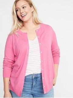 5062c0bd449 Women s Plus-Size Cardigans   Sweaters