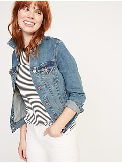 get online 50-70%off authorized site Women's Denim Coats & Jackets | Old Navy