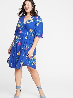 Women S Plus Size Dresses Old Navy