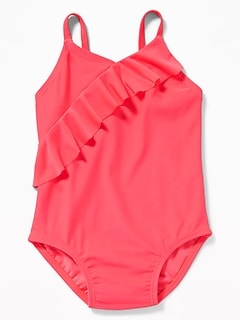 e99205ea2a1a3 Toddler Girl Swimwear & Bathing Suits | Old Navy