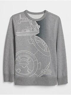 6f45c2db4 Kids Gap | Star Wars? Graphic Pullover Sweatshirt