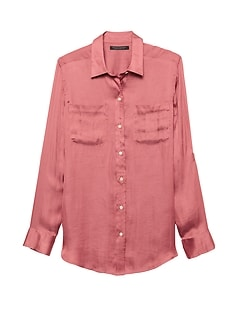 c0207c3eda9e7e Dillon Classic-Fit Soft Satin Utility Shirt
