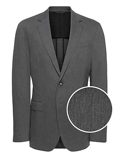 Men's Clothing Clothing, Shoes, Accessories As New Knitted Blazer 100% Cotton Navy Blue Jacket Men's 38 S M