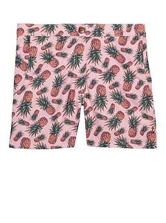 8b1982b6da40c Retromarine | Pineapple Print Swim Short