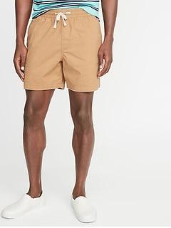 11a32626b2 Built-In Flex Twill Jogger Shorts for Men - 7-inch inseam