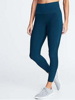 13ad2983ed High-Rise Elevate Built-In Sculpt 7 8-Length Compression Leggings for