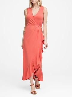 Soft Ponte Maxi Dress