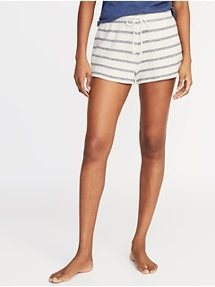 c51249b4465 Striped Cali-Fleece Shorts for Women