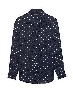 828f515668ca Women's Button-Up Shirts | Banana Republic