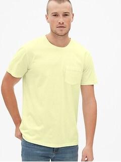 16700467474522 Vintage Wash Pocket T-Shirt