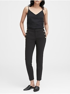 334fbc79aba322 Avery Straight-Fit Sailor Ankle Pant