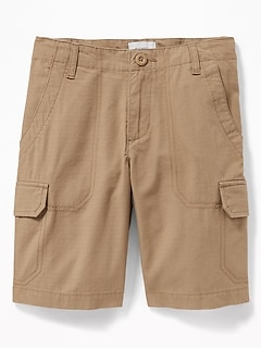 24fcefd77c Straight Ripstop Cargo Shorts for Boys