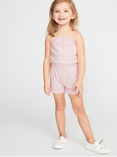 91341c7e6232 Toddler Girl Clothes – Shop New Arrivals | Old Navy