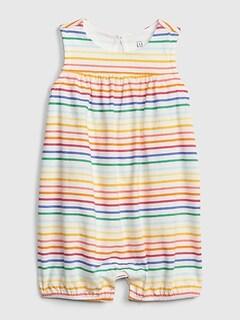 d0fe844594 Baby Stripe Shorty One-Piece