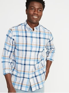 16804a628d85 Regular-Fit Built-In Flex Everyday Shirt for Men