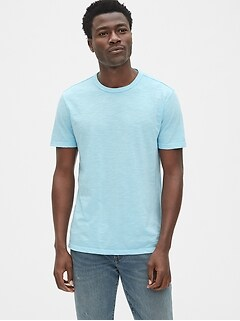 65223815538 Vintage Slub Jersey Crewneck T-Shirt