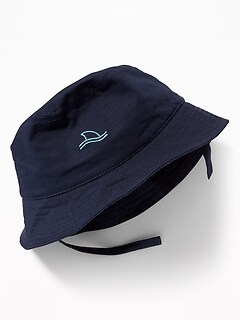 df34c1982ee Shark Fin-Graphic Ripstop Sun Hat For Toddler   Baby