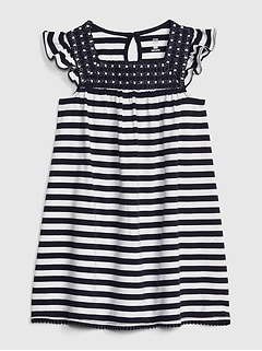 d7b5f43e7 Dresses & Rompers for Toddler Girls | Gap