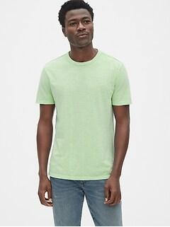 e6d0e69c Vintage Slub Jersey Crewneck T-Shirt