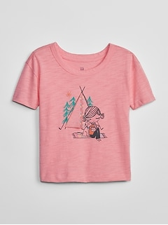 87bfa8f83 Toddler Interactive Graphic Short Sleeve T-Shirt
